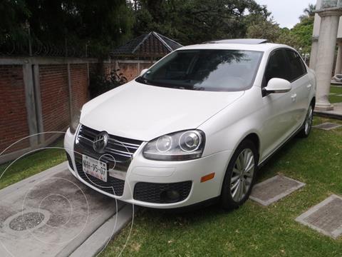 Volkswagen Bora 2.5L Sport Tiptronic usado (2009) color Blanco Campanella precio $147,000