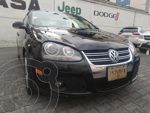 Volkswagen Bora 2.5L Sport Tiptronic usado (2008) color Negro precio $125,000