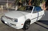 Foto venta Auto usado Volkswagen Cabrio GLS aut. (1998) color Blanco precio $65,000