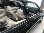 Volkswagen Cabrio equipado piel aut. usado (2002) color Negro precio $80,000