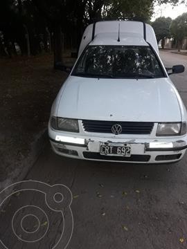 Volkswagen Caddy 1.9 SD Ac Vidriada usado (1999) color Blanco precio $350.000