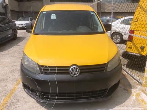 Volkswagen Caddy Maxi usado (2015) color Naranja precio $189,000