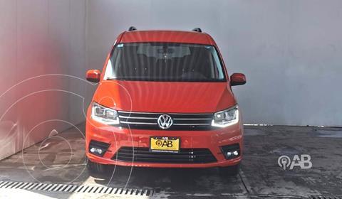 Volkswagen Caddy Maxi usado (2019) color Rojo precio $345,000