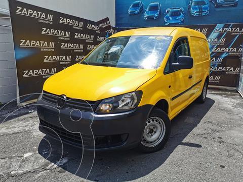 Volkswagen Caddy Maxi usado (2015) color Bronce precio $170,000