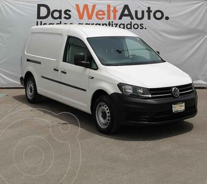 Volkswagen Caddy Maxi TDI usado (2020) color Blanco precio $369,000