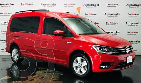 Volkswagen Caddy Pasajeros usado (2020) color Rojo precio $429,990