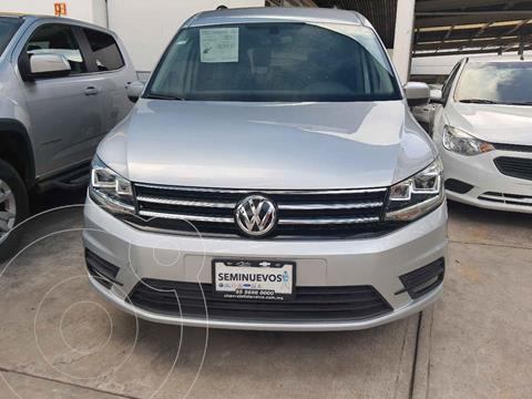 Volkswagen Caddy Maxi usado (2017) color Plata precio $320,000