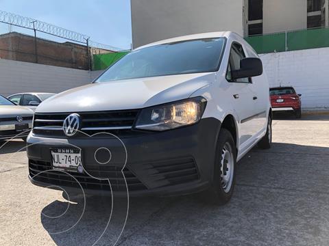 Volkswagen Caddy Maxi Cargo Van usado (2019) color Blanco Candy precio $315,000