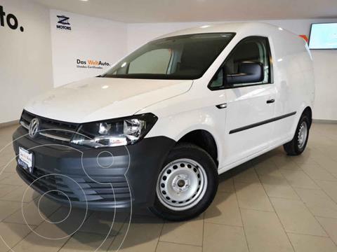 Volkswagen Caddy 1.6L usado (2018) color Blanco precio $345,000