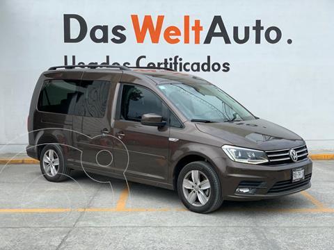 Volkswagen Caddy Pasajeros usado (2020) color Marron precio $450,000