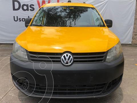 Volkswagen Caddy MAXI CARGO VAN L4 1.2L 104HP MT usado (2015) color Amarillo precio $189,000