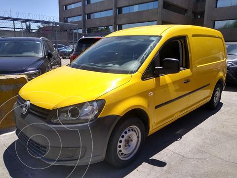 Volkswagen Caddy MAXI CARGO VAN L4 1.2L 104HP MT usado (2015) color Amarillo precio $175,000
