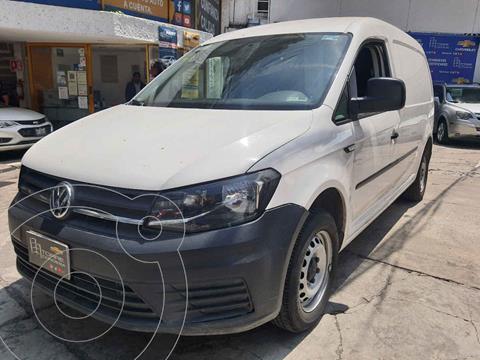 Volkswagen Caddy Maxi usado (2016) color Blanco precio $234,500
