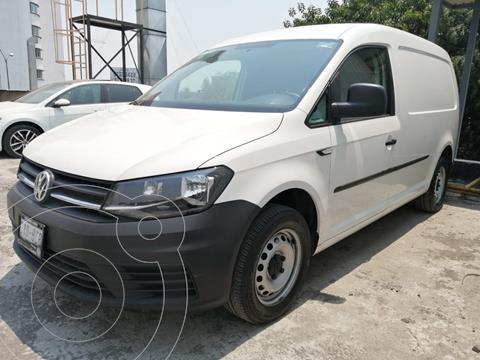 Volkswagen Caddy MAXI CARGO VAN usado (2019) color Blanco precio $299,500