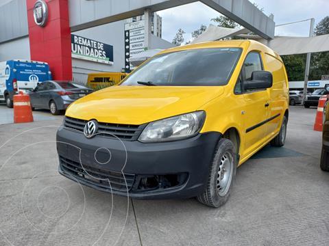 Volkswagen Caddy Maxi usado (2015) color Naranja precio $228,000