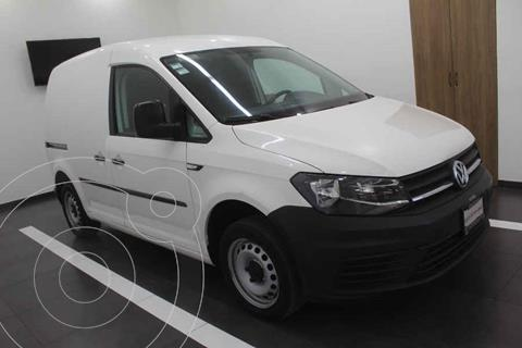 Volkswagen Caddy Maxi A/A usado (2017) color Blanco precio $257,900