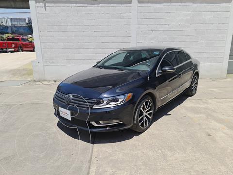 Volkswagen CC Turbo usado (2017) color Negro Profundo precio $335,000