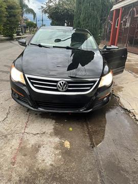 Volkswagen CC 2.0T usado (2010) color Negro precio $155,000