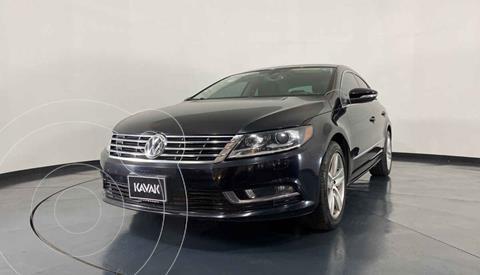 Volkswagen CC Turbo usado (2014) color Negro precio $249,999