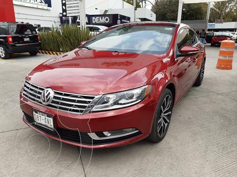 foto Volkswagen CC Edición Especial usado (2017) color Rojo precio $337,000