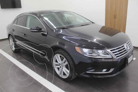 Volkswagen CC V6 usado (2013) color Negro precio $257,000