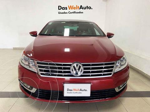 Volkswagen CC Edicion Especial usado (2017) color Rojo precio $349,995