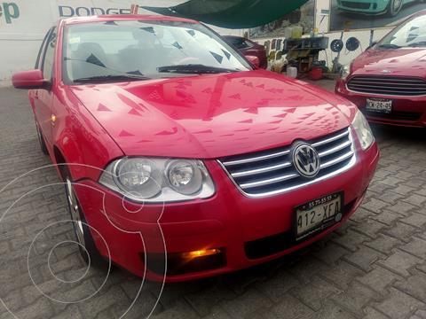 Volkswagen Clasico CL Team usado (2012) color Rojo precio $130,000