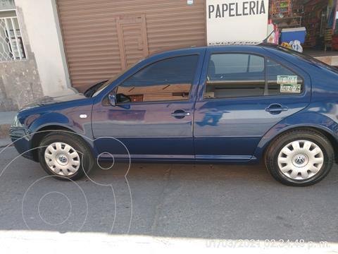 Volkswagen Clasico CL Ac Tiptronic  usado (2013) color Azul Tormenta precio $120,000