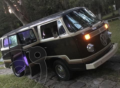 Volkswagen Combi Caravelle usado (1981) color Champagne precio $190,000