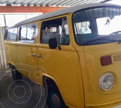 Volkswagen Combi Panel (Carga) usado (1981) color Amarillo precio $90,000