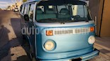 Foto venta Auto usado Volkswagen Combi Panel (Carga) (1981) color Azul Electrico precio $98,500