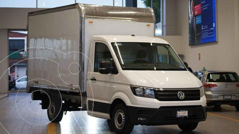 Volkswagen Crafter Pasajeros 5.0 Ton LWB Caja Extendida usado (2020) color Blanco precio $689,900