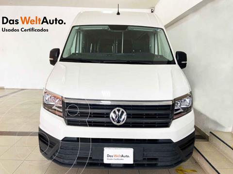 Volkswagen Crafter Pasajeros 3.88 Ton MWB usado (2019) color Blanco precio $699,995