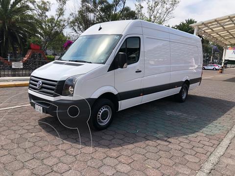Volkswagen Crafter Cargo Van 3.88 Ton LWB Caja Extendida usado (2017) color Blanco precio $620,000