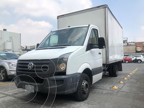 Volkswagen Crafter Cargo Van 5.0 Ton LWB usado (2017) color Blanco financiado en mensualidades(enganche $106,126 mensualidades desde $13,903)
