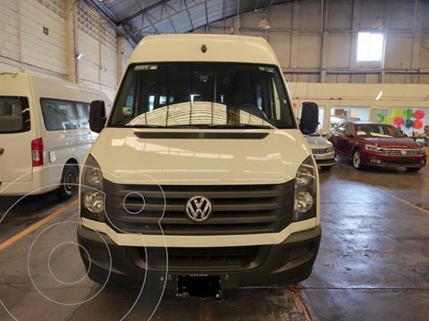 foto Volkswagen Crafter Pasajeros 3.88 Ton MWB usado (2015) color Blanco precio $510,000