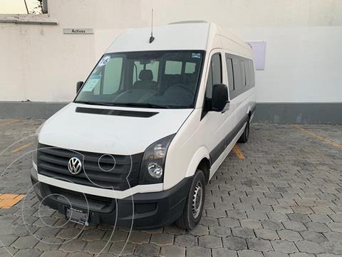 Volkswagen Crafter Pasajeros 3.88 Ton LWB Caja Extendida usado (2016) color Blanco precio $449,900