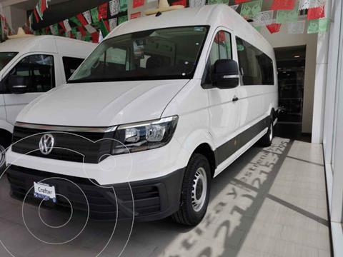 Volkswagen Crafter Pasajeros Van 3.5 Ton LWB usado (2021) color Blanco precio $1,050,000
