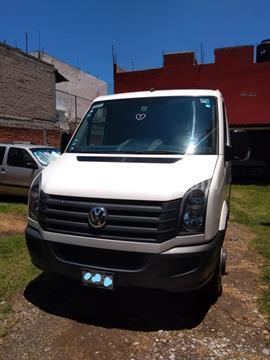 Volkswagen Crafter Cargo Van 5.0 Ton MWB usado (2016) color Blanco precio $340,000