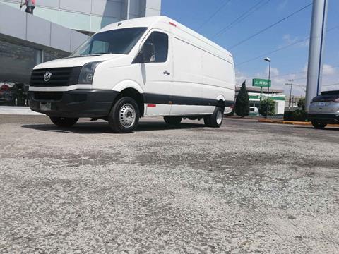 Volkswagen Crafter Cargo Van 5.0 Ton LWB Caja Extendida usado (2016) color Blanco precio $590,000