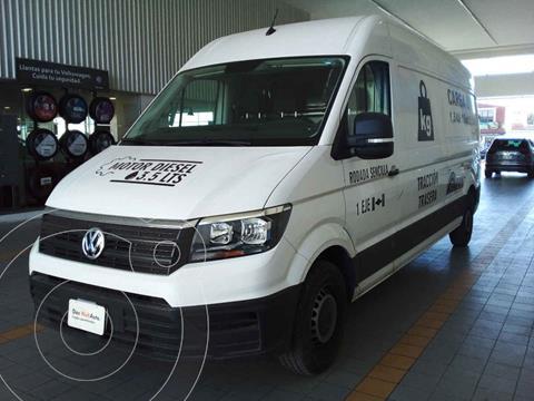 Volkswagen Crafter Cargo Van 5.0 Ton LWB Caja Extendida usado (2020) color Blanco precio $775,000