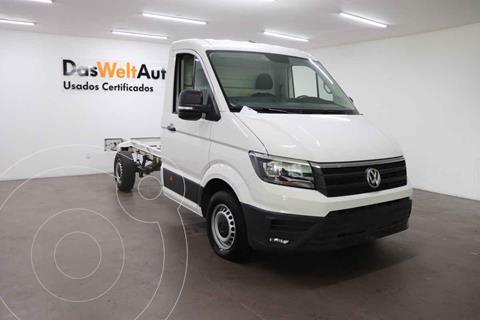 Volkswagen Crafter Cargo Van 5.0 Ton LWB Caja Extendida usado (2020) color Blanco precio $600,000
