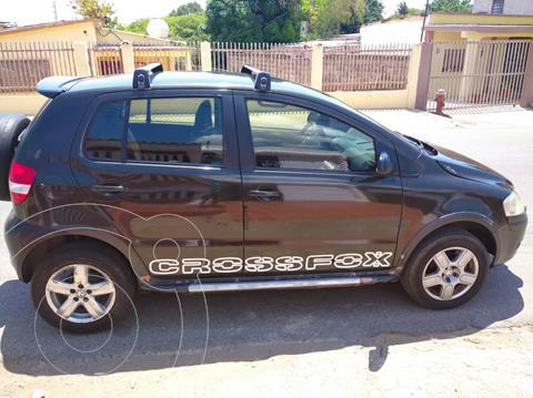 Volkswagen Cross Fox 1.6 ltrs usado (2007) color Verde precio u$s1.450