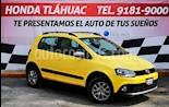 Foto venta Auto usado Volkswagen CrossFox 1.6L  color Amarillo Imola precio $135,000