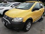 Foto venta Auto usado Volkswagen CrossFox 1.6L (2007) color Amarillo precio $82,900