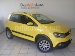 Foto venta Auto Seminuevo Volkswagen CrossFox 1.6L  (2013) color Amarillo precio $140,900