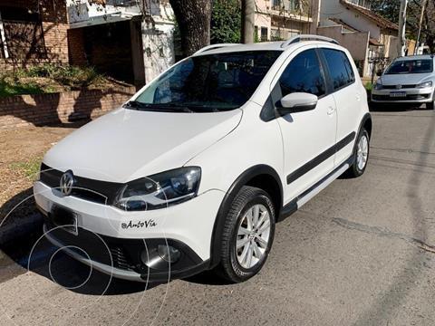 Volkswagen CrossFox Trendline usado (2013) color Blanco precio $1.150.000