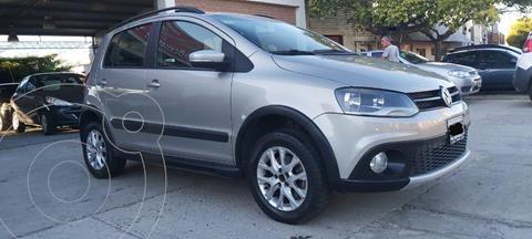 Volkswagen CrossFox Trendline usado (2014) color Gris precio $1.190.000