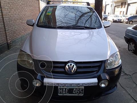 Volkswagen CrossFox Comfortline usado (2008) color Plata precio $650.000