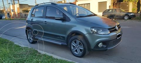 Volkswagen CrossFox Trendline usado (2011) color Gris Spectrus precio $1.190.000
